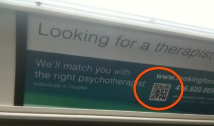 QR-code-advertisement