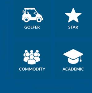 Commodities, Academics, Golfers, and Stars